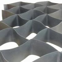 Wholesale HDPE Textured Slope Protection Geocell , Soil Erosion / Slope Stabilization Matting from china suppliers