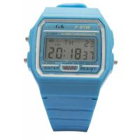 Wholesale Childrens Colorful Digital Watches , Plastic Digital Sports Watch For Kids from china suppliers