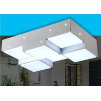 Wholesale Luxury Modern Bedroom Ceiling Lights / Cool Ceiling Lighting 1800LM from china suppliers
