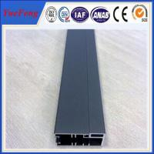Wholesale Latest design aluminium industrial profiles, China aluminum extruder from china suppliers
