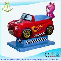 Wholesale hot sale kids electronic coin operated fiberglass kiddierides from china suppliers