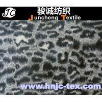 Wholesale animal print velboa fabrics textile warp knitting velboa fabric polyester fabric for sofa from china suppliers