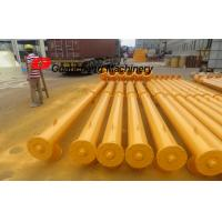 Wholesale Flexible Industrial Screw Conveyor Yellow 260 r/min Speed Screw Conveyor LSY219 from china suppliers