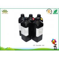 Quality China manufacture UV curing ink for EPSON Stylus photo 830U, UV Inkjet Ink for all material, Fast curing Ink for sale