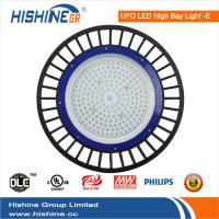 Wholesale 200W Led Warehouse Lights 130lm/W UFO Led high bay Light China Led Manufacturer With Meanwell Driver from china suppliers