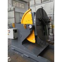 Quality 5T Rotary Pipe Positioner With 2000mm Welding Table VFD Control Rotation Speed for sale