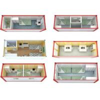 Wholesale Different Size And Design Flat Pack Container House For Living Room And Office from china suppliers