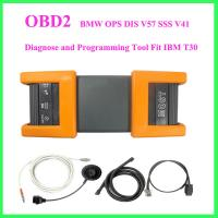 Wholesale BMW OPS DIS V57 SSS V41 Diagnose and Programming Tool Fit IBM T30 from china suppliers