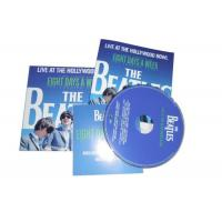 Wholesale Bonus Special Video Beatles CD Box Set Comfortable For Relax , Spanish Audio from china suppliers