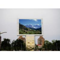 Wholesale Outdoor Waterproof P6 LED Billboard , Full Color SMD3535 LED Square Board from china suppliers