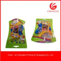 Wholesale Small Snack / powder Packaging Use Shaped Pouches With Heat Sealing from china suppliers