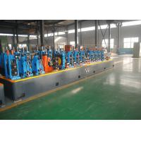 Wholesale ERW Carbon Steel Water Supply Pipe Tube Mill , Pipe Thickness 4.0 - 10.0mm from china suppliers