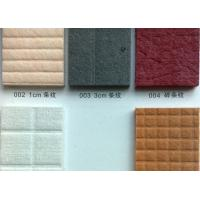 Wholesale Fire - Proof Polyester Fiber Acoustic Panel , Studio Soundproof Foam Panels BD NEW PATTERN from china suppliers
