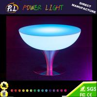 Wholesale Outdoor Event&Party Lounge Furniture LED Bar Table from china suppliers