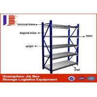 Wholesale 4 Tier Industrial Warehouse Storage Warehouse Storage Racks For Supermarket from china suppliers