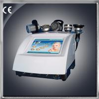 Wholesale Strong sound wave 40Khz vacuum + RF + BIO + ultrasonic slimming machine from china suppliers
