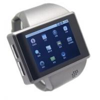 Wholesale X13 Smart Watch Mobile Phon Android 4.0 Cortex A7 Dual Core 1.0 GHz WIFI/BT/GPS support from china suppliers