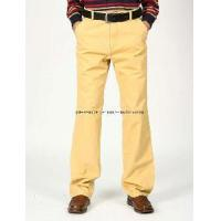 Wholesale 100% Cotton Twill Men′s Casual Pants (PH-P03) from china suppliers