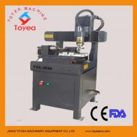 Wholesale rotary axis cnc router with 400 x 400mm working table 1500w spindle TYE-4040 from china suppliers
