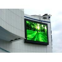 Quality High Brightness P5 LED Video Screens Waterproof Full Colour With Iron Cabinet for sale