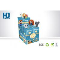 Wholesale Cartoon portable cardboard shelf bins for Children Lego doll , environment friendly from china suppliers