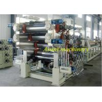 Wholesale Rigid Soft Transparent Film 5 Roller Calendar Sheet Extrusion Machine For Medical Packing from china suppliers