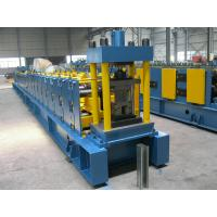 Wholesale CE Metal Slat Cold Roll Forming Machine 10m / min with Automatic cut from china suppliers