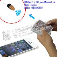 Wholesale XF original iPhone 5s poker system for non-marked cards from china suppliers