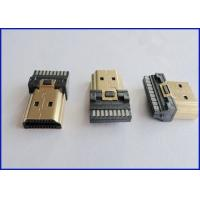 Wholesale USB 3.0 B male solder type HDMI 19P Connector from china suppliers