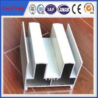 Wholesale cheap price aluminium profile for aluminium vertical sliding windows frame design from china suppliers