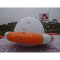 Wholesale 0.9mm PVC Tarpaulin UFO Shaped Inflatable Water Rocker For Water Sports from china suppliers