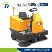 Wholesale Ride-on Sweeper With Brushes from china suppliers