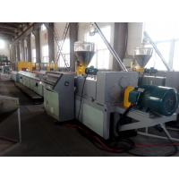 Wholesale Electric Plastic Extruding Machine For Widow / Door / Ceiling / Decorative Panel from china suppliers