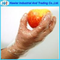 pe food disposable gloves