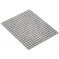 Wholesale Cold & Hot Rolled Square Perforated Metal Special Straight Line Silver Color from china suppliers