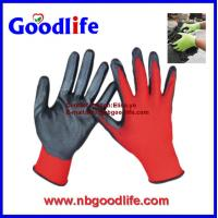 Wholesale 13G NYLON NITRILE WORKING GOLVE from china suppliers