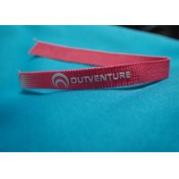 Wholesale Garment Woven Tags Custom Screen Printed Canvas Labels Custom Clothing Patches from china suppliers