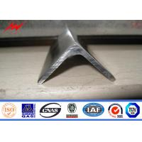 Wholesale High Tensile Galvanized Angle Steel Stylish Designs Galvanised Steel Angle Iron from china suppliers