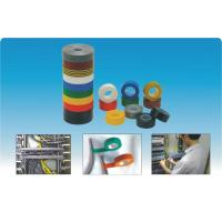 Wholesale Yellow / Black / White Self-Adhesive Tapes Insulation PVC Electrical Tapes from china suppliers