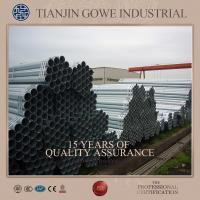 Wholesale Hot dipped galvanized Scaffolding Tube for mast climber scaffold from china suppliers