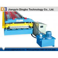 Wholesale 10-15M / Min Forming Speed Corrugated Roofing Sheet Roll Forming Machine from china suppliers