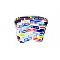 Wholesale Colorful Metal Tin Plate Coin / Money Tin Boxes With Cover / Lid from china suppliers