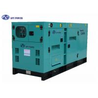 Wholesale Low Noise Standby 275 kVA Diesel Generator With SDEC Engine For School , Silent Diesel Generator from china suppliers