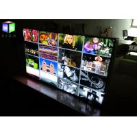 Wholesale Frameless Backlit Advertising Light Box Display Aluminum Frame With Edge Lit from china suppliers