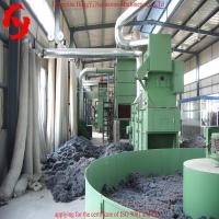 Wholesale Custom 5m Felt Making Machine For Nonwoven Fabric Making Product width 5000mm from china suppliers