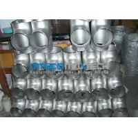 Wholesale Stainless Steel Flanges Pipe Fittings  300 Series Raw Material ISO 9001 / PED from china suppliers