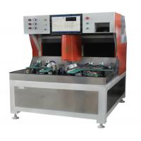 Buy cheap One Head CNC Glass Safety Corner Grinding Polishing Machine with Two Working Satation,CNC Glass Corner Edging Machine from wholesalers