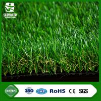 Buy cheap Natural looking landscaping artificial grass for garden use decoration from wholesalers