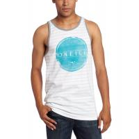 Wholesale Cotton Mens Casual Tops , Tagless Custom White Breathable Vest from china suppliers