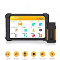 China Humzor NexzDAS Pro Bluetooth 10inch Tablet Full System Auto Diagnostic Tool Professional OBD2 Scanner with IMMO/ABS/EPB on sale